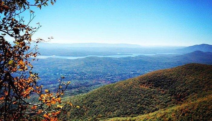 Amazing views!