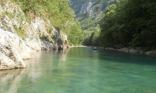 Rafting views 1