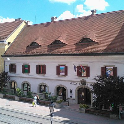 Miskolci Galéria - Rákóczi Ház