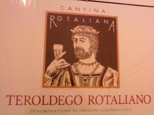 il vino principe di mezzolombardo