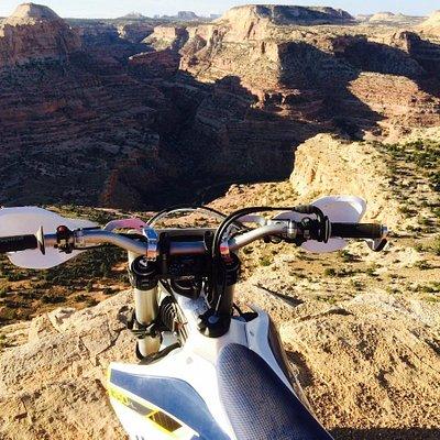 Moab Moto Tours