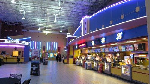 Large foyer area.