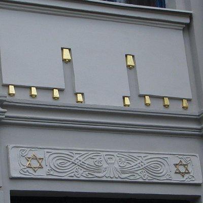 Secesní ornamenty