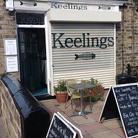 Keelings S70 6JY our new painted front