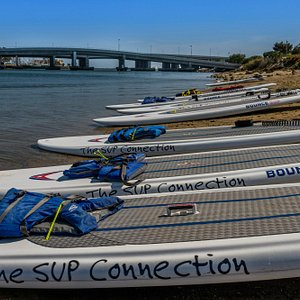 paddleboards San Diego SUP Rentals with The SUP Connection