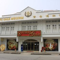 Welcome to PG Gold Museum