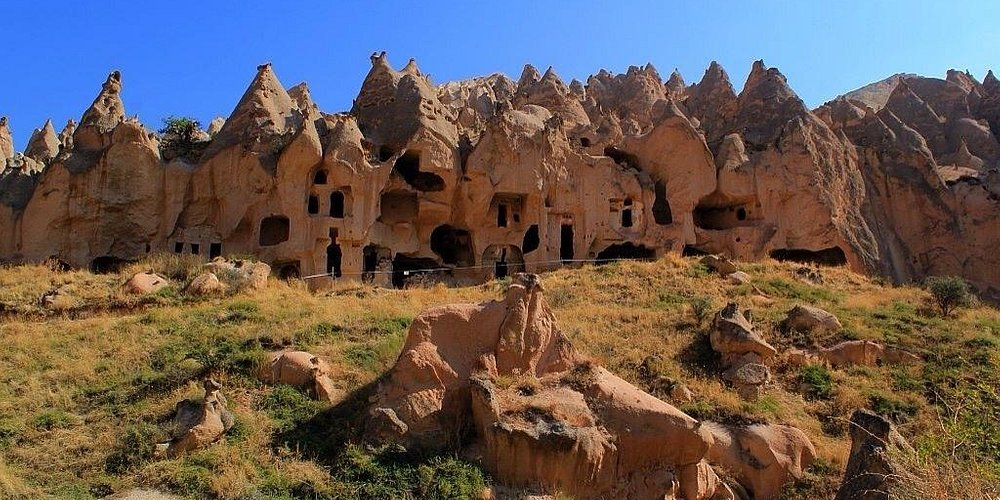 Another not-to-be-missed place to visit in Cappadocia
