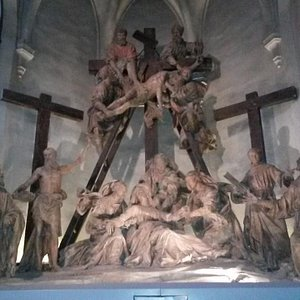 """""""Il Compianto sul Cristo morto"""""""