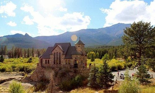 Chapel on the Rock, Allenspark, CO, Sep 2015