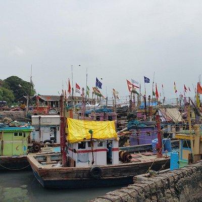 Sassoon Dock - Colaba - Mumbai
