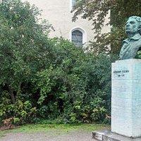 Puschkin Denkmal Weimar