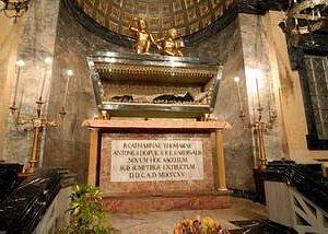 мощи святой Каталины Томас