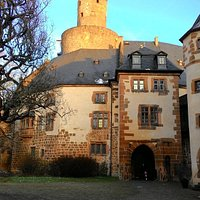 Budingen castle