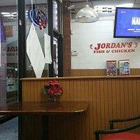 Jordan's Fish and Chicken