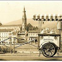 Antico carretto Gelateria Baroncini