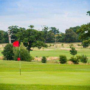 Whittlebury Park Golf Course