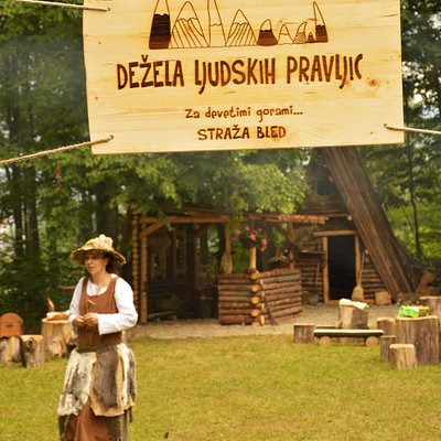 Land of Slovenian Folk Tales