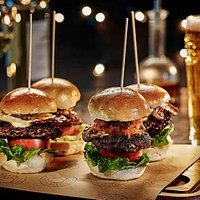 Mini Sliders £8.95