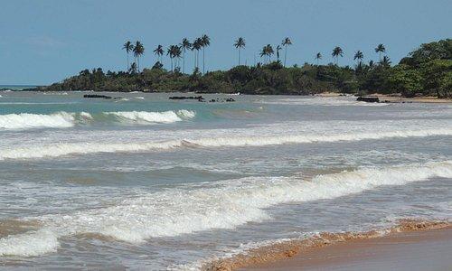 Praia Formosa, Santa Cruz     Espírito Santo, Brasil