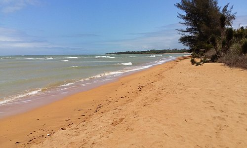 Praia do Sauê, Santa Cruz     Espírito Santo, Brasil