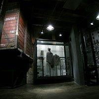 World War II Era Train Box Car & Prisoner Uniform
