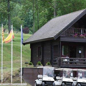 Golf Camprodón - Casa Club