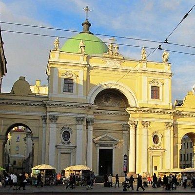 Католическая церковь Святой Екатерины Александрийской