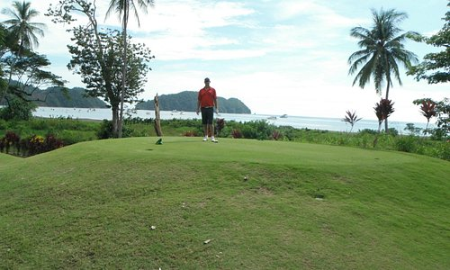 La Iguana Golf Course - 18 Tee Box