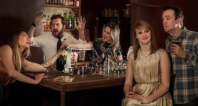 Bye Bye Liver: The Chicago Drinking Play