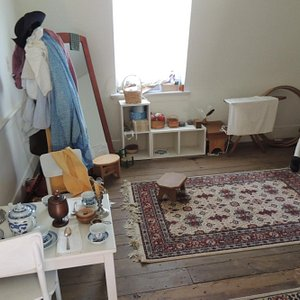 upstairs child's room