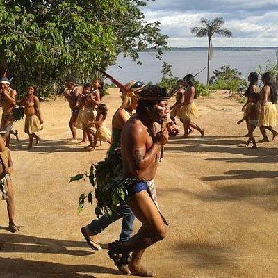 See A Tribal Dance