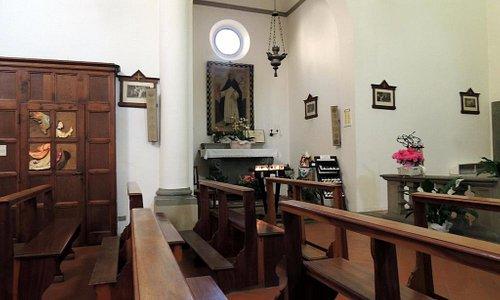 cappella laterale sx