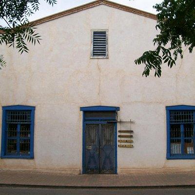 Mesilla Book Center front