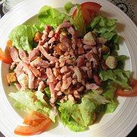 salade aux lardons