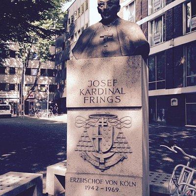 Josef Kardinal Frings Monument