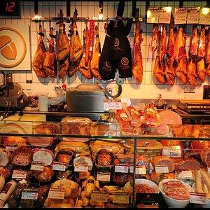 Mercado de San Anton, Madrid