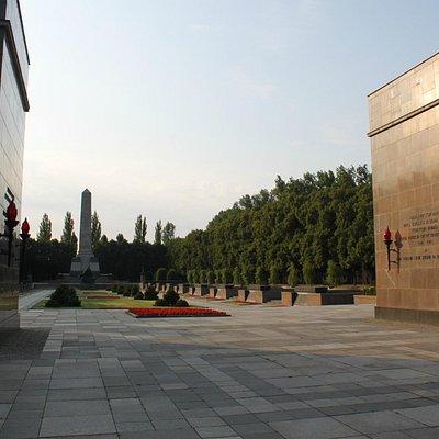 Soviet Army Cemetery Schoenholzer Heide