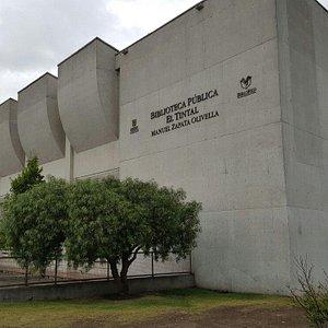 Biblioteca El Tintal, Bogotá