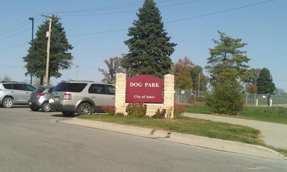 Ames dog park