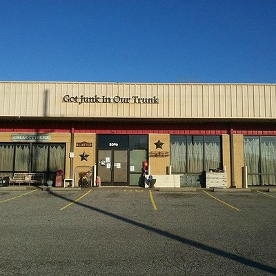 Front exterior of Got Junk In Our Trunk