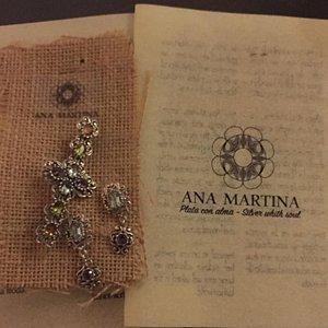 Ana Martina's beautiful designs with gemstones!