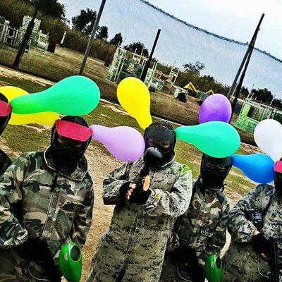 The ballon game