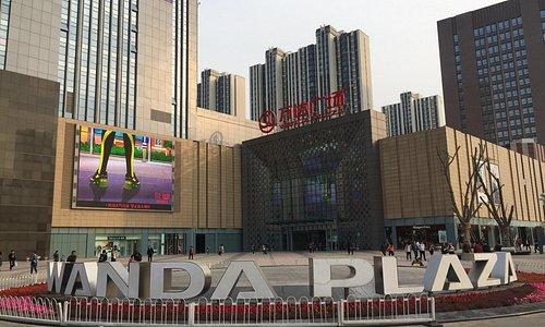 Beautiful shopping mall...