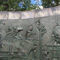 Seabee memorial