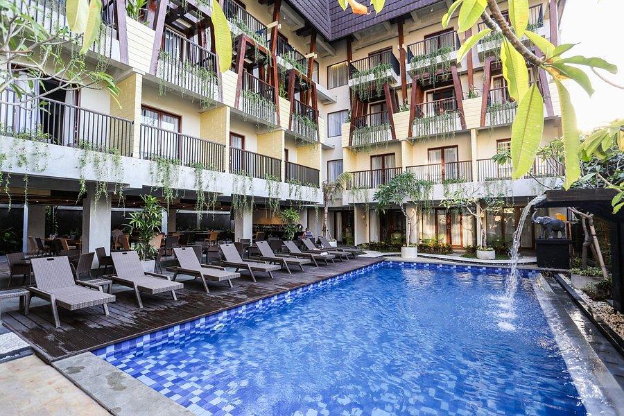 serela legian hotel - Hotel Budget di Kawasan Legian Bali Yang Asik