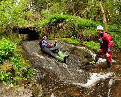 Gorge Adventure, Parkwood Outdoors Dolygaer