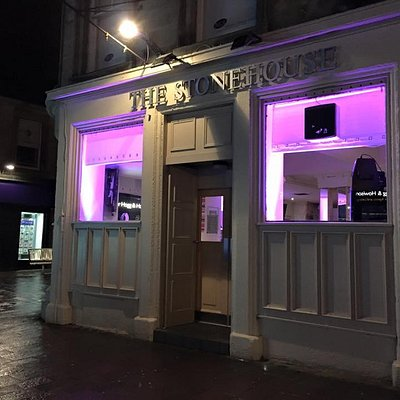 The Stonehouse Bar