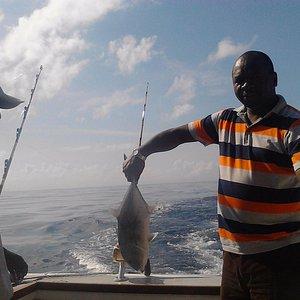 Fishing in Mombasa