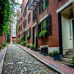 Acorn St, Boston