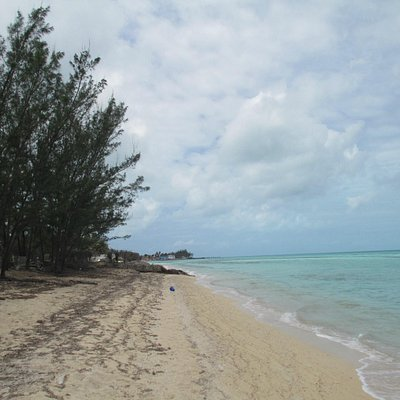 Tapum Bay beach looking west